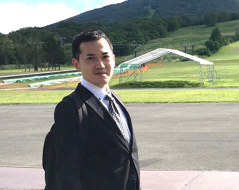 遠山 翔さん