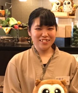山田香林さん