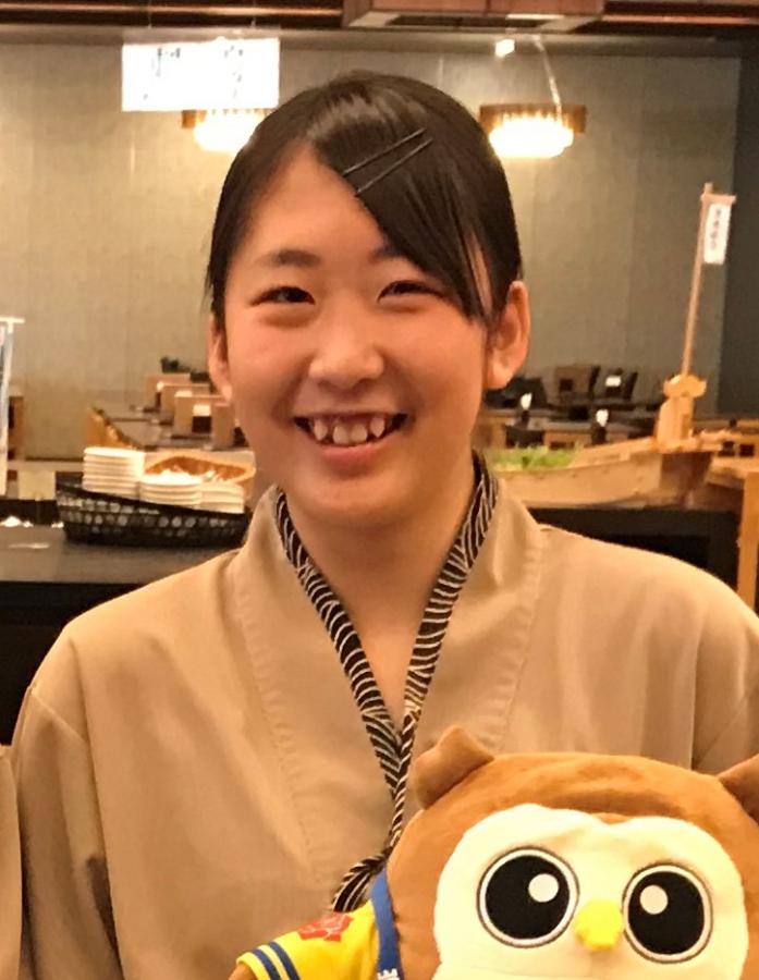 小澤萌香さん